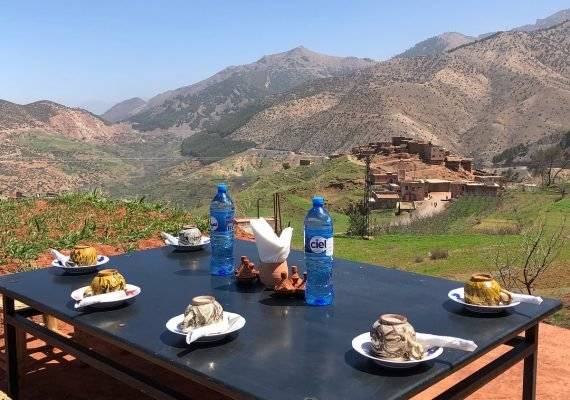 6 Days Berber villages & Toubkal