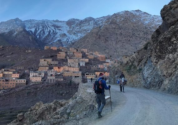5days Berber villages & Toubkal